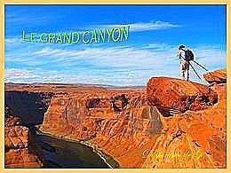 diaporama pps Le grand canyon