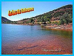 diaporama pps Le lac du Salagou