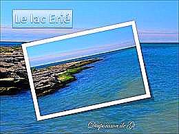 diaporama pps Le lac Erié