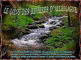 diaporama pps Le long des rivières d'Allemagne