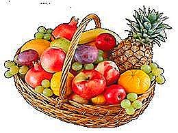 diaporama pps Le panier de fruits
