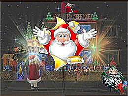 diaporama pps Le Père Noël arrive bientôt 2016