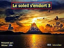 diaporama pps Le soleil s'endort 3