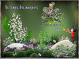 diaporama pps Le temps des muguets 2016