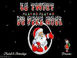 diaporama pps Le twist du père Noël 2016