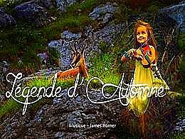 diaporama pps Légende d'automne