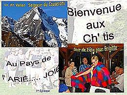 diaporama pps les Ch'tis en Ariège 1er Épisode