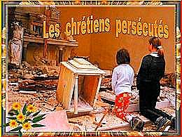 diaporama pps Les chrétiens persécutés