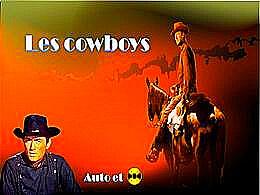 diaporama pps Les cowboys
