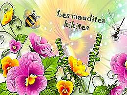 diaporama pps Les maudites bibites
