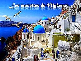 diaporama pps Les mouettes de Mykonos