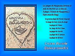 diaporama pps Les plages de Plougasnou