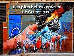 diaporama pps Les plus belles oeuvres de Street-Art