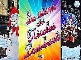 diaporama pps Les vitrines de Nicolas Lombard