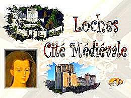 diaporama pps Loches cité médiévale
