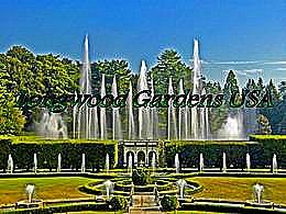 diaporama pps Longwood Gardens USA