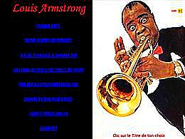 diaporama pps Louis Armstrong III
