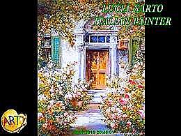 diaporama pps Lucia Sarto 1950 italian painter