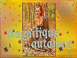 diaporama pps Magnifique automne 3