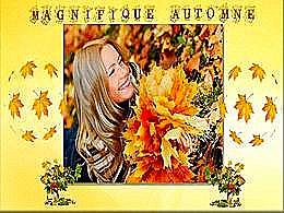 diaporama pps Magnifique automne