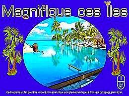 diaporama pps Magnifique ces îles