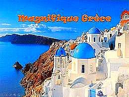 diaporama pps Magnifique Grèce