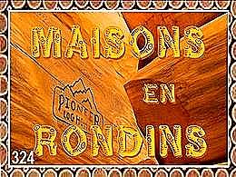 diaporama pps Maisons en rondins