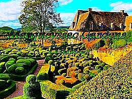 diaporama pps Marqueyssac gardens France