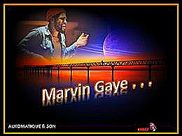 diaporama pps Marvin Gaye