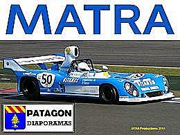diaporama pps Matra automobiles