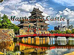 diaporama pps Matsumoto castle Japan