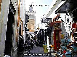 diaporama pps La Médina de Tunis