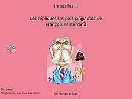 diaporama pps Mitterrand