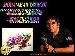 diaporama pps Mohammad Yazdchi iranian painter