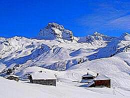 diaporama pps Montagnes en hiver