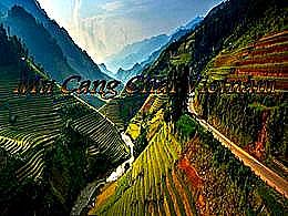diaporama pps Mu Cang Chai Vietnam