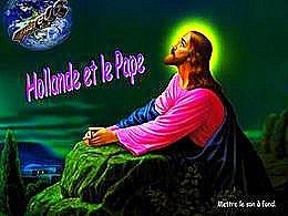 diaporama pps Hollande et le Pape