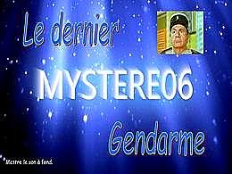 diaporama pps Le dernier Gendarme