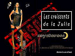 diaporama pps Les croissants de la julie