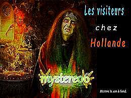 diaporama pps Les visiteurs chez Hollande