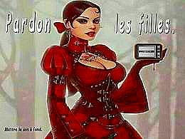 diaporama pps Pardon les filles