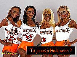 diaporama pps Tu joues à Halloween ?