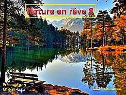 diaporama pps Nature en rêve 8