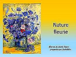 diaporama pps Nature fleurie