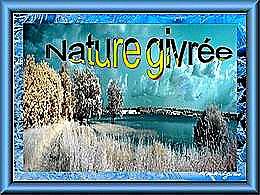 diaporama pps Nature givrée