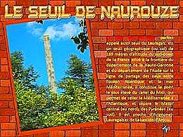 diaporama pps Le seuil de Naurouze
