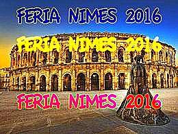 diaporama pps Nîmes féria 2016