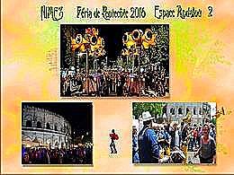 diaporama pps Nîmes Féria de Pentecôte 2016 Espace Andalou 2
