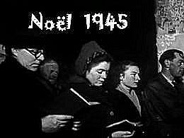 diaporama pps Noël 1945