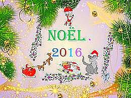 diaporama pps Noël 2016